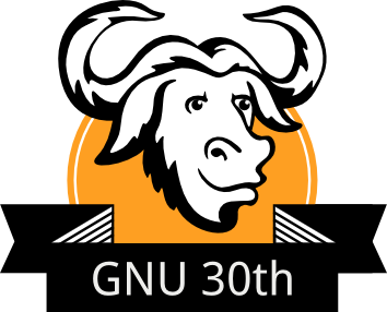 Happy birthday to GNU!